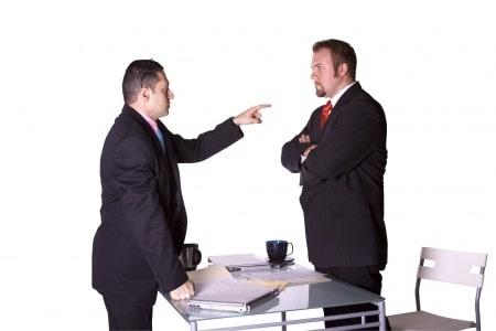 Kündigungsgründe können zahlreich sein - Streit mit Chef