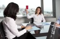 zahlreiche Kündigungsgründe sind vorgeschoben. Wann können Sie die rote Karte durch den Arbeitgeber erhalten?