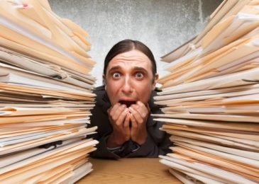 stress bei der arbeit: arbeiten in teilzeit
