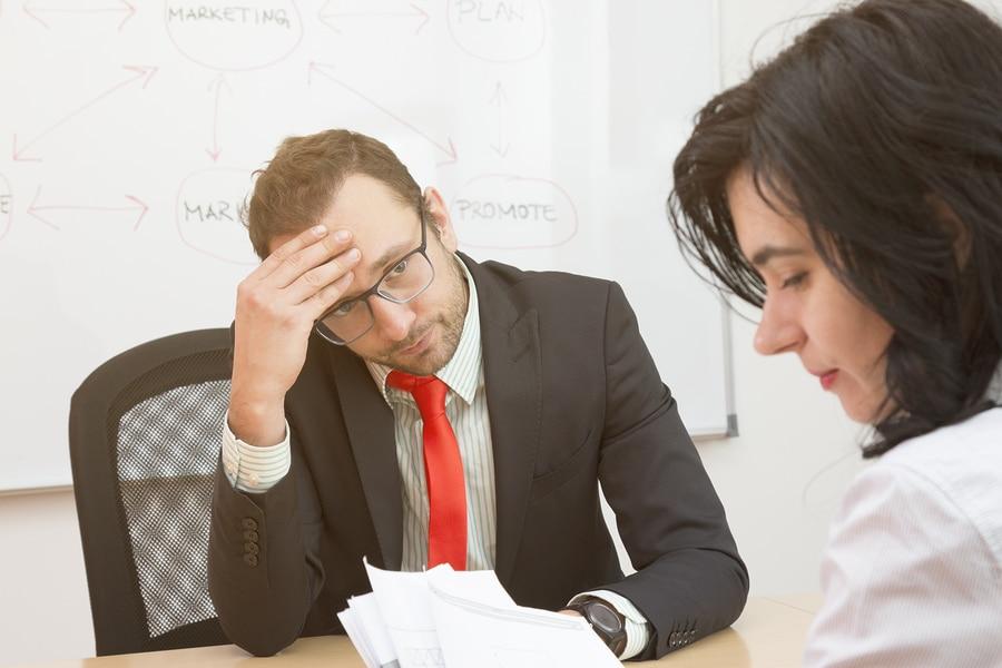 Was tun wenn der Arbeitgeber die Lohnzahlung aussetzt?  Symbolfoto: zoph/bigstock