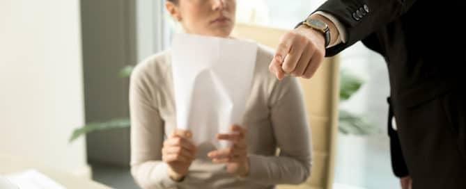 Eintritt des Versicherungsfalls bei arbeitsrechtlicher Kündigungsangelegenheit