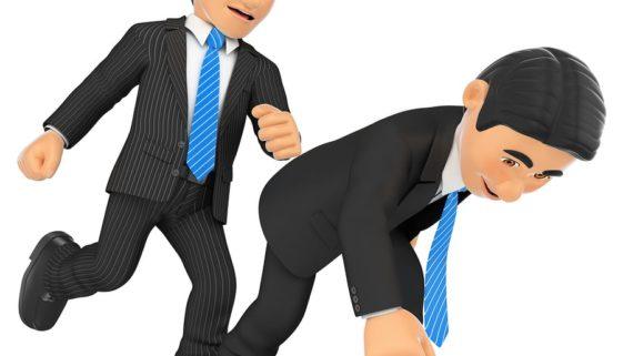 Schmerzensgeldanspruch bei Tritt in den Hintern zur Leistungssteigerung durch Vorgesetzten