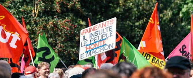 Streik – Rechtmäßigkeit und Unterlassung einer Blockade