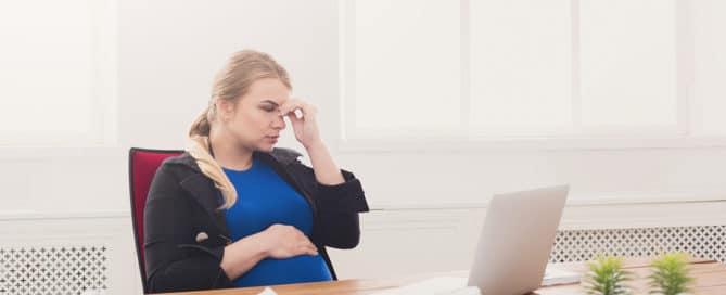 Aufhebungsvertrag mit schwangerer Arbeitnehmerin - unwirksamer Urlaubsverzicht