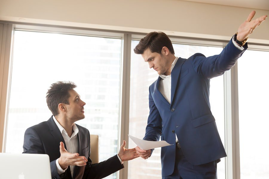 äußerung Des Arbeitnehmers Gegenüber Dritten Dem Arbeitgeber