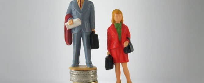 Geschlechtsdiskriminierung – bei Zahlung von unterschiedlichem Lohn