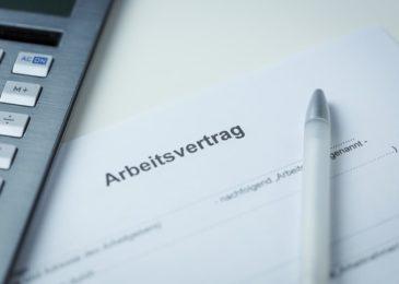 Arbeitsvertrag schriftlich oder mündlich?