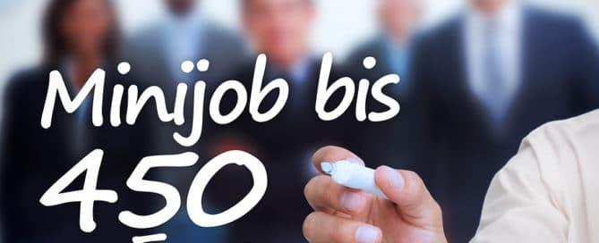 450 Euro Job - Minijob