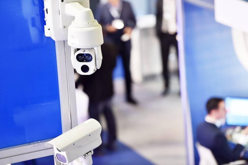 Arbeitnehmer mit Überwachungskamera überwachen?