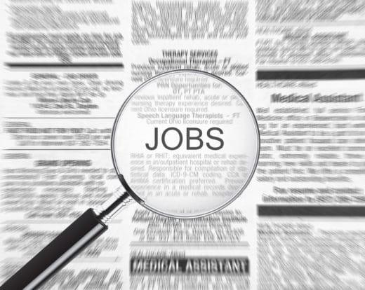 Interne Stellenausschreibung - Mindestanforderungen