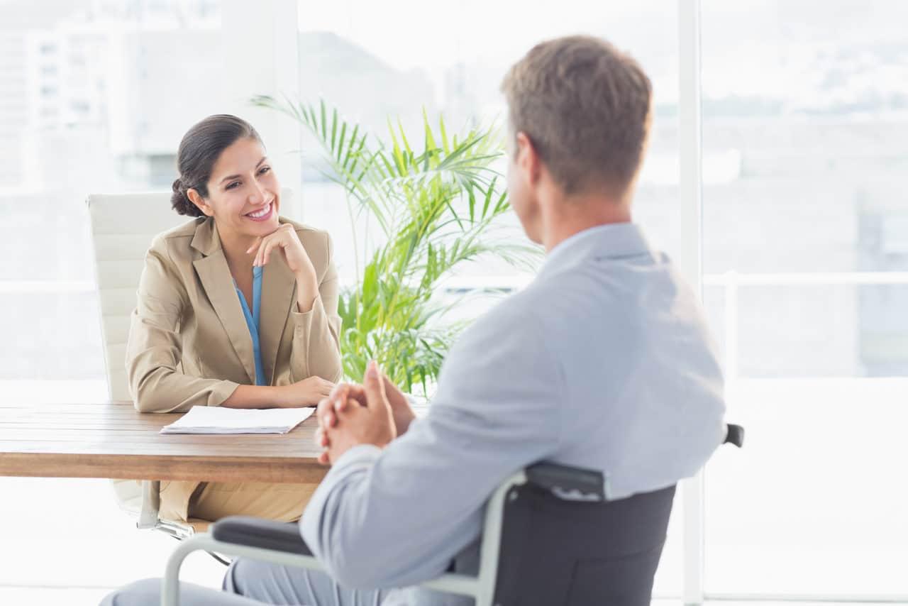 Bewerbungsverfahren - Benachteiligung wegen Schwerbehinderung - Entschädigungsanspruch