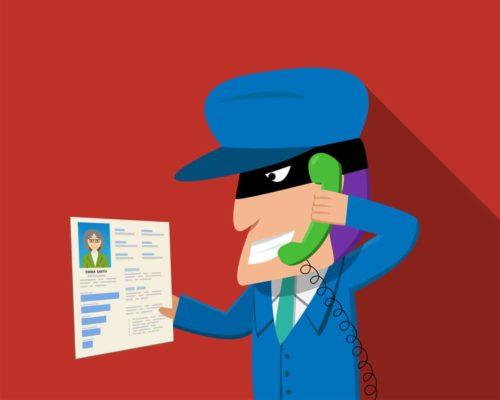 Arbeitnehmerhaftung bei Arbeitgeberschaden durch Spoofing-Betrug