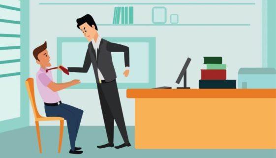 Wann liegt Mobbing durch den Arbeitgeber vor - Bossing?