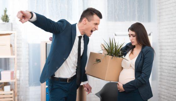 Kündigung einer schwangeren Arbeitnehmerin in Kenntnis der Schwangerschaft