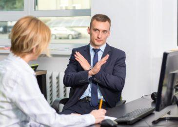 Personalgespräch – Annahme fristloser Kündigung verweigert