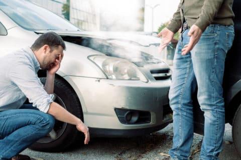 Arbeitnehmerhaftung - verschuldeter Verkehrsunfall - Haftungsbegrenzung