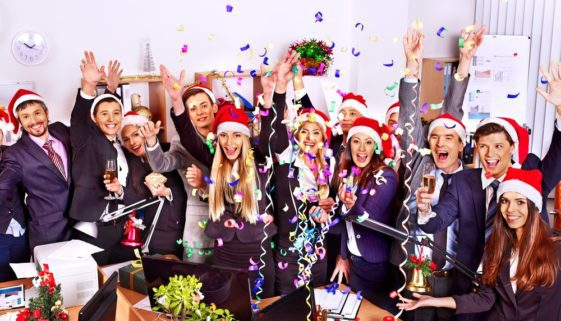 Weihnachtsfeier - Ablehnung einer Einladung zur betrieblichen Weihnachtsfeier