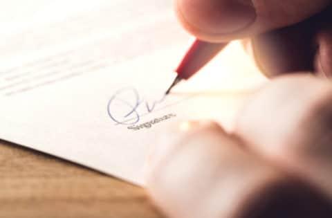 Fehlende Unterschrift auf Kündigungsschutzklage