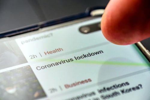 Corona-Lockdown – Betriebsrat Mitbestimmung nach Wiedereröffnung eines Ladenlokals