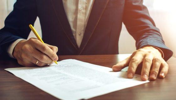 Kündigung - Schriftform - Unterschrift - Vertreter ohne Vertretungsmacht - Genehmigung