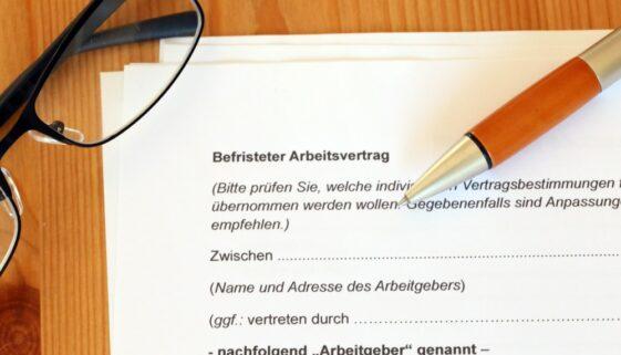 Befristung von Arbeitsverträgen bei neu gegründeten Unternehmen