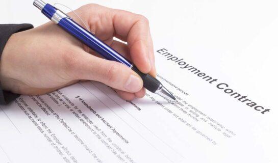 Nichtverlängerung befristeter Arbeitsverträge