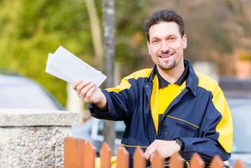 Kündigungsschreiben – Zugang per Einwurfeinschreiben - Beweislast
